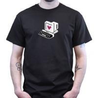T-Shirt: 8-bit Computer