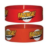 Bazinga Wristbands