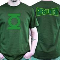 T-Shirt: Green Lantern Symbol