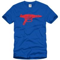 T-Shirt: Space Gun