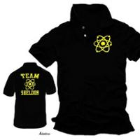 Team Sheldon Poloshirt